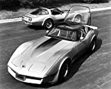 1982 Chevrolet Corvette Automobile Photo Poster