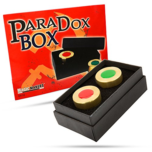 The Paradox Box - Completely Hands Off Mind Reading Magic Trick ()