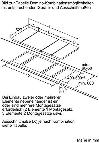 Bosch - Vitroceramica Modular Indep. Partner Pky475N14E ...