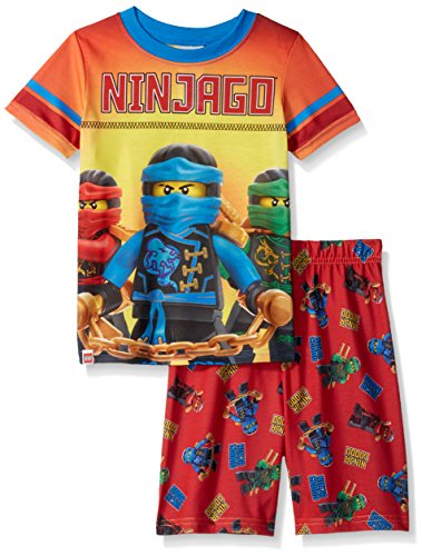 LEGO Ninjago Boys 2-Pc Pajama Short Set