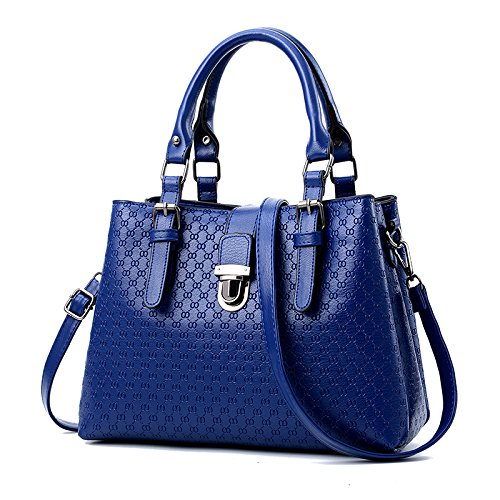 Nuevas Ocio Meoaeo Blue Son Bolsas Xiekua Middle Gules aged Señoras Royal FqSgwd