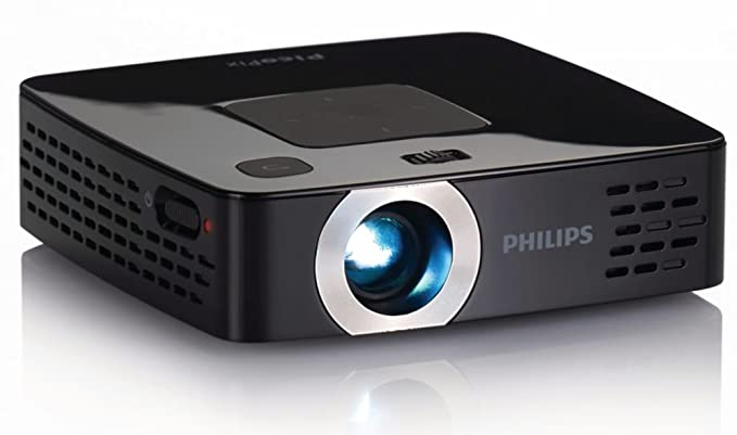Philips PPX2450 - Proyector DLP (1080i, Full HD, 480i, 480p, 576i ...