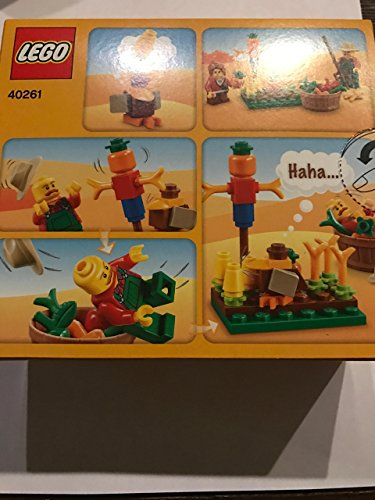 LEGO 40261 Thanksgiving Harvest 2017 Holiday Seasonal Set 133pcs