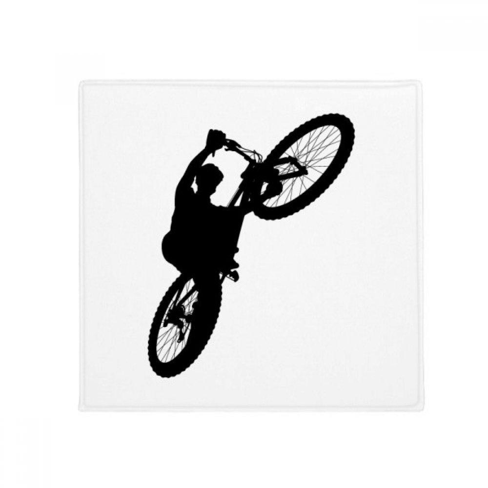 DIYthinker Sports Ride Jumping Bicycle Player Anti-Slip Floor Pet Mat Square Home Kitchen Door 80Cm Gift