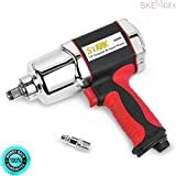 SKEMIDEX---professional 1/2'' 700lb Composite Air Impact Wrench Compressor Gun Tire Tool new And impact wrench lowes impact wrench air impact wrench harbor freight impact wrench home depot impact