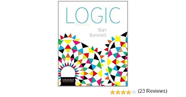 Amazon logic 9780199300594 stan baronett books fandeluxe Choice Image