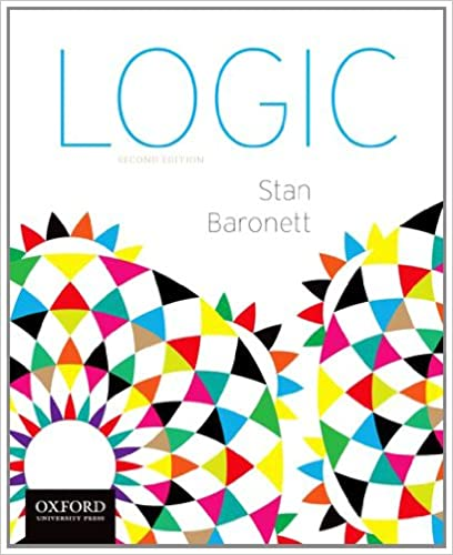 Amazon logic 9780199300594 stan baronett books logic 2nd edition fandeluxe Choice Image