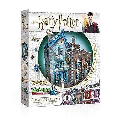 Wrebbit 3d Puzzle Harry Potter Ollivanders Wand Shop 295