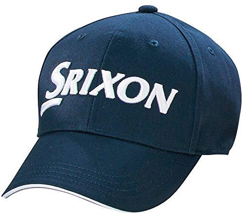 DUNLOP(ダンロップ) SRIXON キャップ  SMH6137 ネイビー