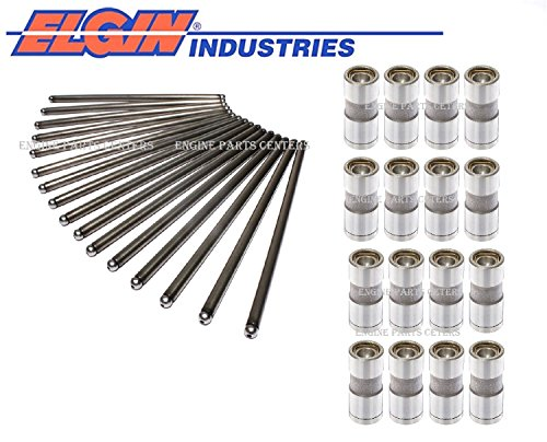 - Chevy GM V8 Small Block 305 350 Push Rods Pushrods+LIFTERS 7.794
