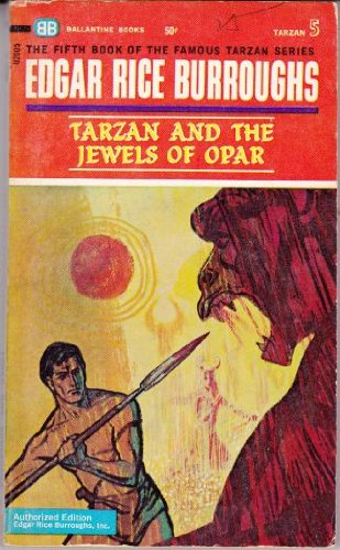 Tarzan and the Jewels of Opar Tarzan #5, Rice, Edgar & M., Richard