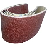 Cloth Sanding Belts 100 x 915mm 120 Grit Pack of 5