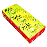 Xyla Brand Xylitol Lemon Lime Candies (6) 100ct Tins