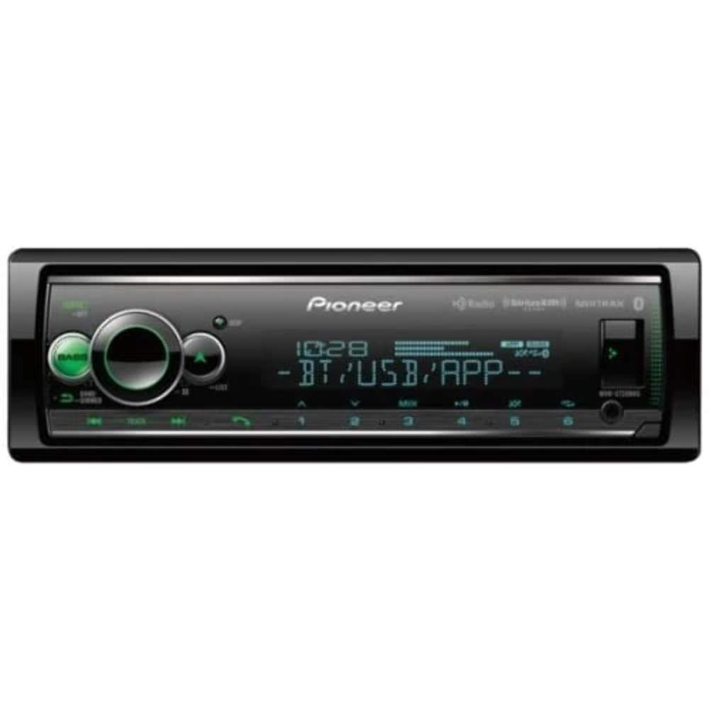 Pioneer MVH-S720BHS Digital Media Receiver with Pioneer Smart Sync App Compatibility
