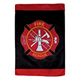 In the Breeze Fire and Rescue Lustre House Banner Review