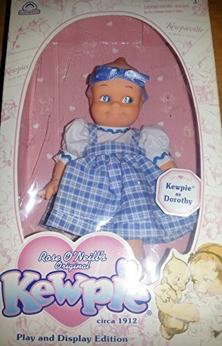 Goldberger Rose ONeills Original Kewpie Play and Display Edition: Dorothy