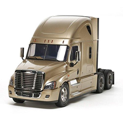 Tamiya America, Inc 1/14 Tractor Truck Freightliner Cascadia Evolution Kit, TAM56340 ()