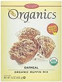 Dr. Oetker, Muffin Mix, Oatmeal, Organic, 16.9 oz