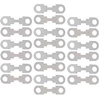 20 Piezas Tira de Fusibles de Metal Plano