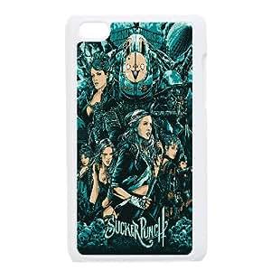 Sucker Punch Movie00X0 iPod Touch 4 Case White yyfabc_175092