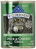 Blue Buffalo 596422 Wilderness Canned Dog Food, Large For Sale