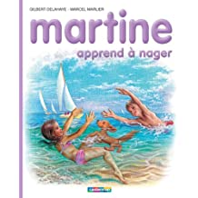 Martine apprend à nager (Farandole)