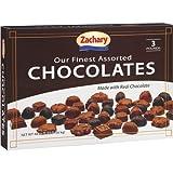 huge chocolate - Zachary Fine Assorted Chocolates, 48 oz