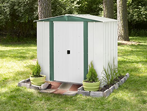 Arrow Steel Storage Shed