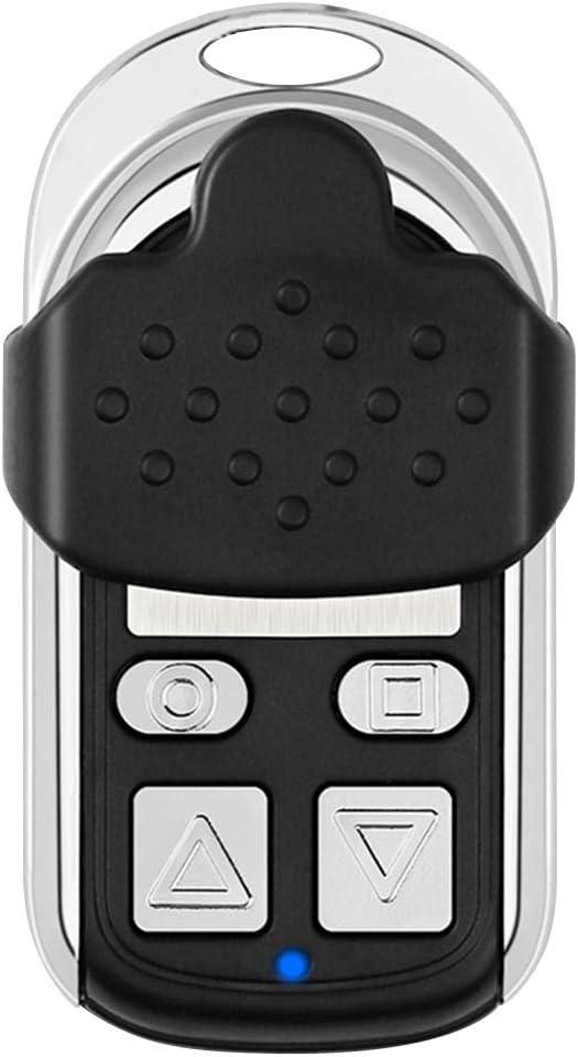 zreal 433 MHz metal Copy KAM mando a distancia para garaje Car Home Gate Puerta Corredera: Amazon.es: Hogar