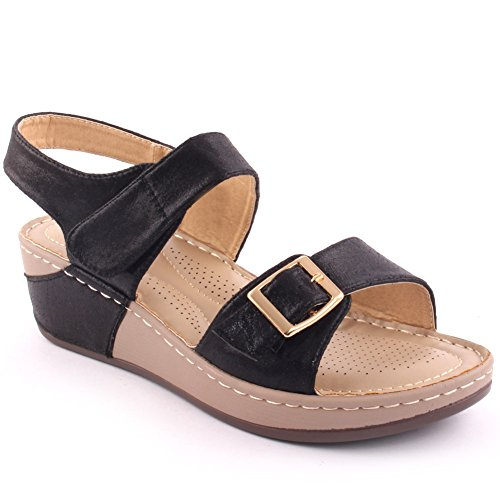 Zapatos Unze London para mujer NL6yoNd5