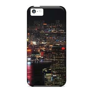 Premium Durable Dark Night Fashion Tpu Iphone 5c Protective Case Cover
