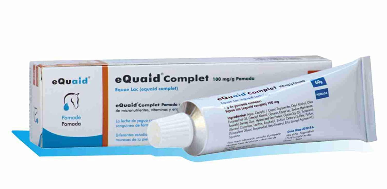 eQuaid, Crema corporal (Leche de Yegua) - 60 gr.: Amazon.es ...