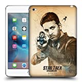 Official Star Trek Discovery Sarek Grunge Characters Soft Gel Case for iPad Mini 4