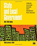 State and Local Government, 2012-2013 Edition, Kevin B. Smith, 1452258953