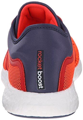 Adidas Prestaties Heren Cc Raket Boost M Loopschoen Zonne-rood / Zonne-rood / Grijs
