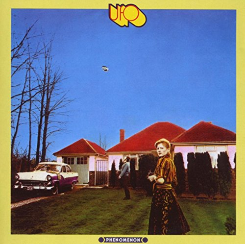 UFO: Phenomenon (Audio CD)