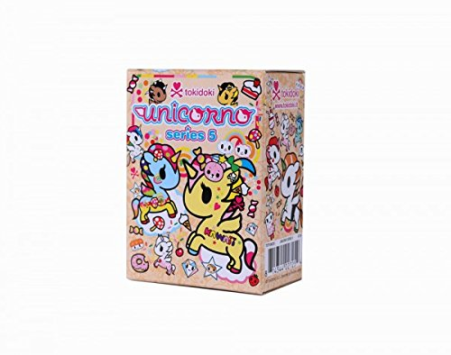 SG/_B01MRLYPY8/_US Tokidoki Unicorno Series 5 Collectible Vinyl Figure Pack of 3