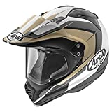 Arai XD4 Flare Dual Sport Helmet-Red-M