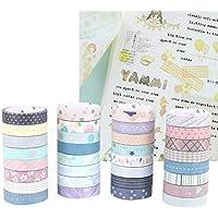DIY Art Tape 32 Rolls/Set Washi Tape Cinta decorativa colorida decorativa para Diario Planeer Arts Craft Scrapbooking