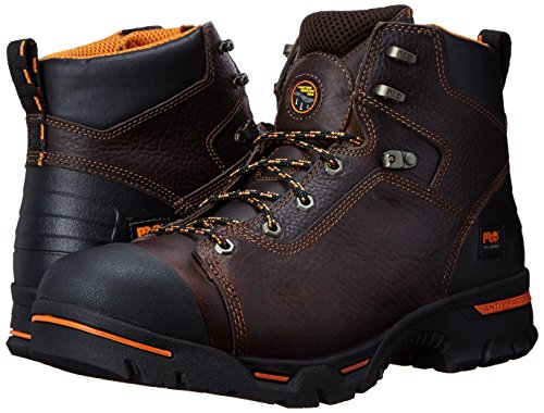 Timberland PRO Men's Endurance 6-Inch Soft Toe BR Work Boot,Briar,8 W US by Timberland PRO (Image #6)