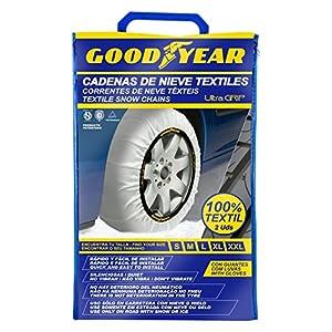 GOOD YEAR GOD8015 Chaînes Ultra Grip Taille XL, Blanc