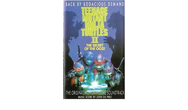 Teenage Mutant Ninja Turtles 2 : Soundtrack: Amazon.es: Música