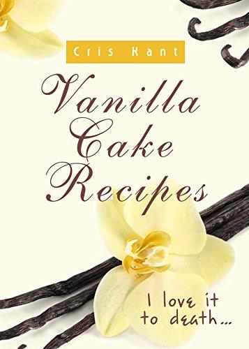 Vanilla Cake Recipe - 1