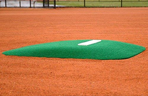 Mound Pitching (Diamond Pro Fiberglass Pitcher's Mound #1 Green Turf)