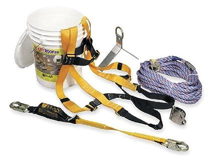 Miller BRFK50/50FT by Honeywell Ready Roofer Basic Roofing Kit ...