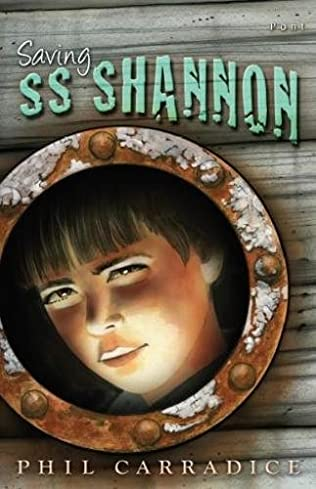 book cover of Saving SS Shannon