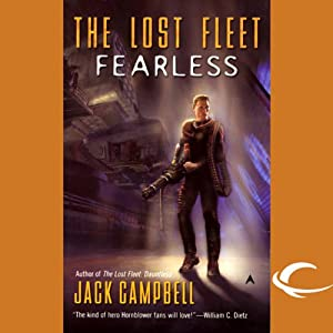 The Lost Fleet: Fearless Hörbuch