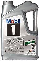 10w30 Synthetic Oil 5 Qt Bottle