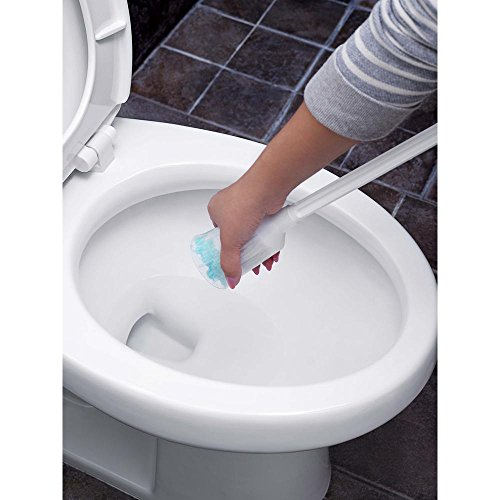 "Fuller Brush Toilet Bowl Swab – Soft, Scratch-Free Toilet Bowl Mop – 18 ½"" Overall Length - 2 Pack by Fuller Brush (Image #1)"