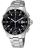 TAG Heuer Men's CAJ2110BA0872 Aquaracer Chronograph Watch